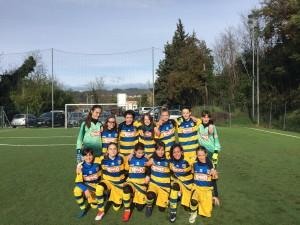 Parma Under 12 Femminile Trofeo Trincerone