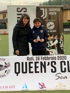 QUEEN'S CUP 001