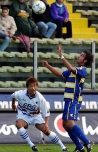 ParmaSampdoria2003Barone