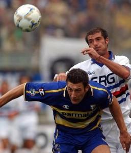 ParmaSampdoria2003BoneraMarazzina